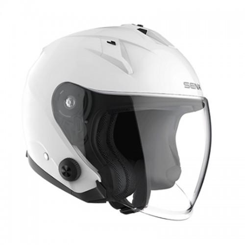 Sena Econo Helmet White Gloss