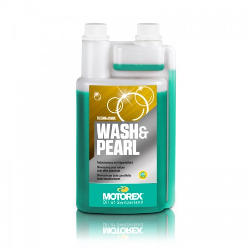 Motorex Wash and Pearl Cleaner 1Lt
