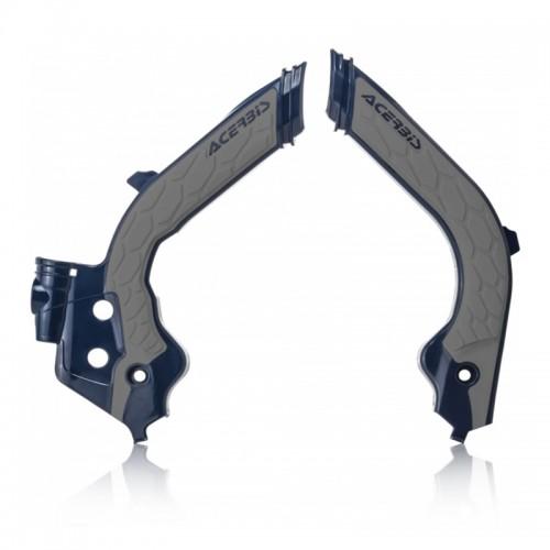 Acerbis X-grip_ 23600.249 HUSQ TC/FC '19 blue/grey
