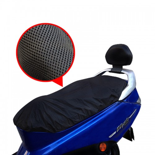 Nordcode Seat Cover Summer Black
