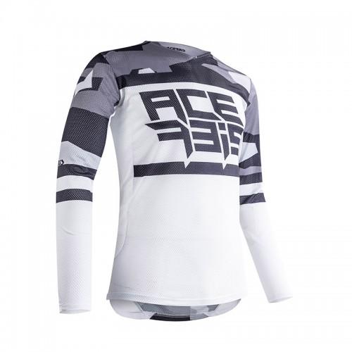 Μπλούζα Acerbis MX Helios vented_ 23905.287 γκρι-άσπρο