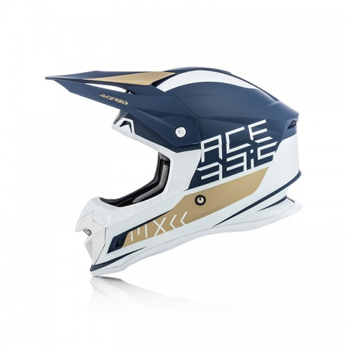 Acerbis 22821.232 Profile 4.0 White-Blue