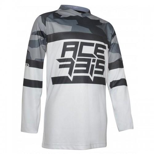 Μπλούζα Acerbis MX Skyhigh junior _ 23907.899 γκρι-dark γκρι