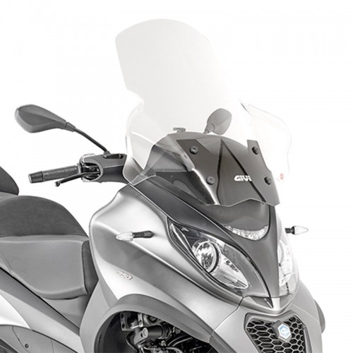 Givi Windshield D5613ST_350/500 MP3SPORT/BUSINESS 2018 Piagio