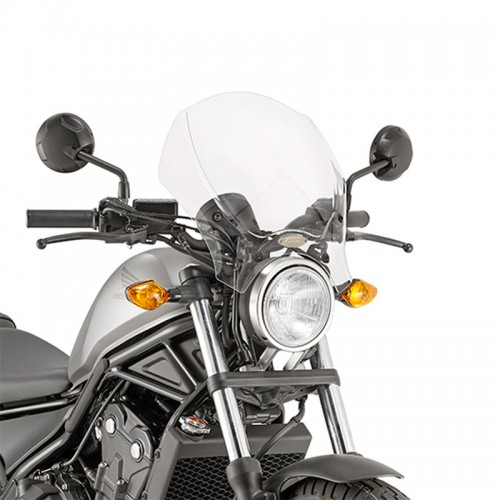 Givi Windshield kit AL1160A_CMX500 REBEL(17-18) HONDA