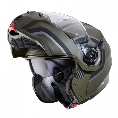 Caberg Droid pure matt military green