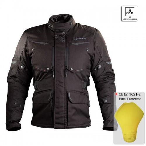 Nordcode Senegal oversize Jacket Black