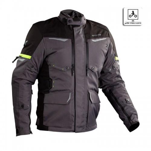 Nordcode Senegal Jacket Dark Grey/fluo