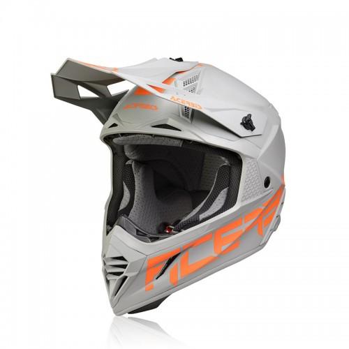 Acerbis X-Track VTR Grey-Orange