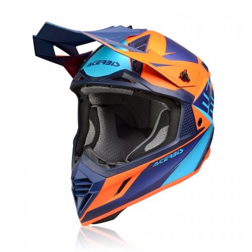 Acerbis X-Track VTR Blue-Orange