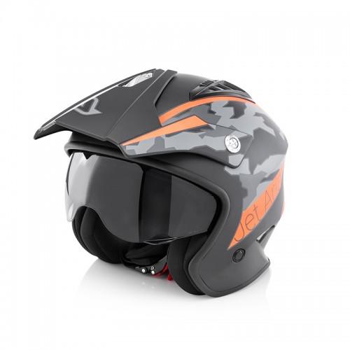 Acerbis Jet Aria_22569.313 Black-Orange