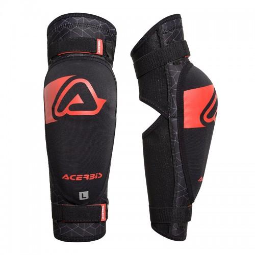 Επιαγκωνίδες Acerbis X- Elbow soft 23456.323 _ μαύρο-κόκκινο