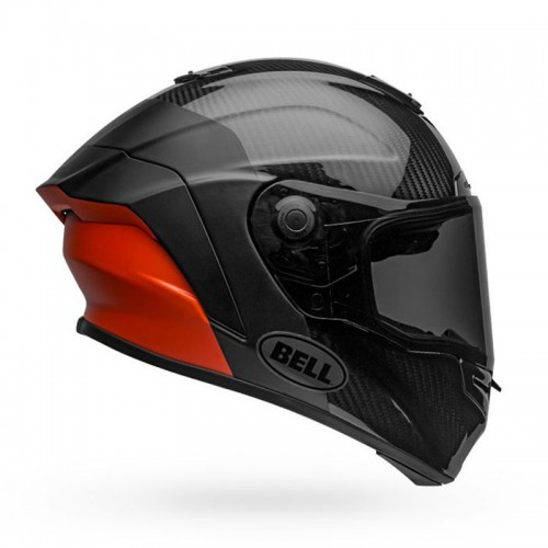Bell Racestar FLEX DLX Lux Black Orange