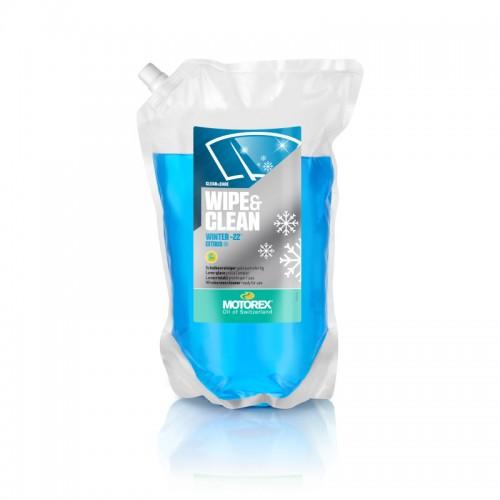 Καθαριστικό υγρό παρπρίζ Wipe-Clean Winter 2Lt  Motorex