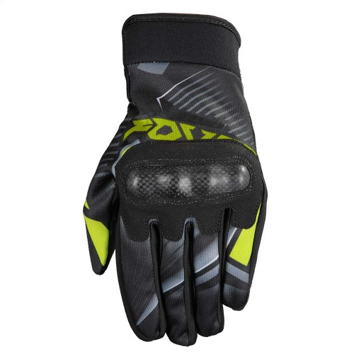 MX Gloves Atlas black/Fluo  -  FOVOS