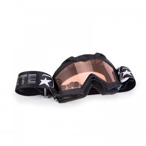 Μάσκα Ariete Adrenaline Primis 14001-OPN μαύρο/light coral lens