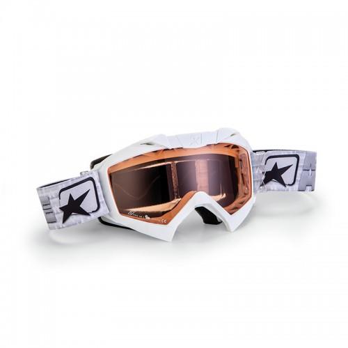 Μάσκα Ariete Adrenaline Primis 14001-OPB άσπρο/light coral lens