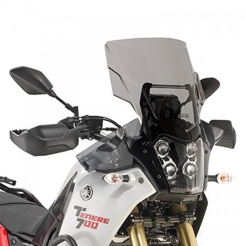 Ζελατίνα D2145S_TENERE' 700 2019SMOKED Yamaha GIVI