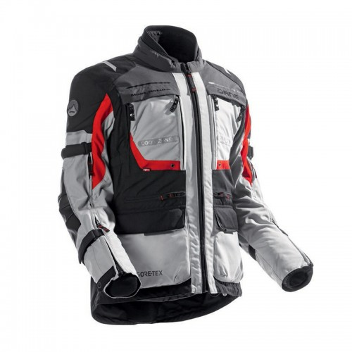 Dane Reykholt 06 Gore-Tex black/red/light grey
