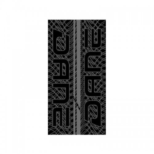 Προστασία λαιμού Dane_ Stormcover thermo tube 02 μαύρο/γκρι
