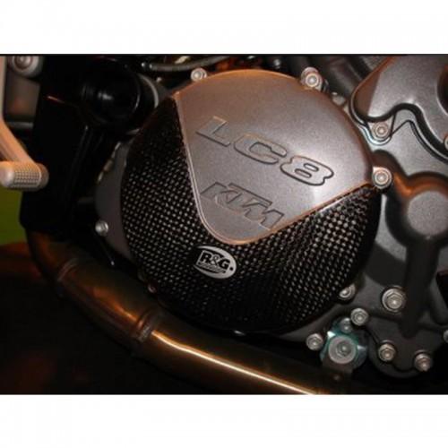 ENGINE CASE COVER CARBON RHS ΔΕΞΙ ΜΟΝΟ KTM Superduke(LC8)950/990ADV/SM/SMT/SMR