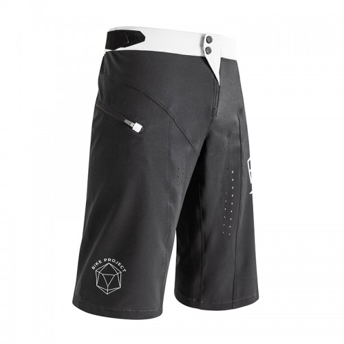 Shorts Acerbis Mtb Legend 23912.319 μαύρο/γκρί