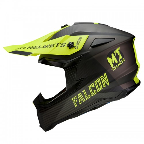 MT Falcon System D3 fluo yellow matt