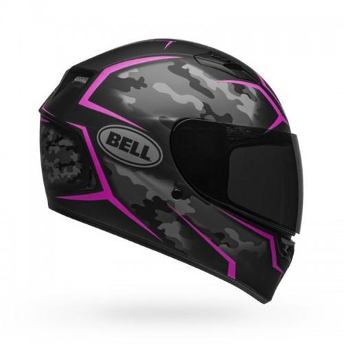 Bell Qualifier Stealth Camo Black/Pink