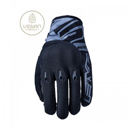 Five E3 Gloves Black