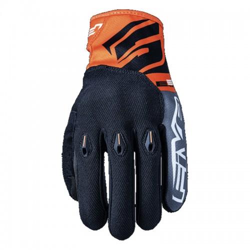 Γάντια Five E3 πορτοκαλί