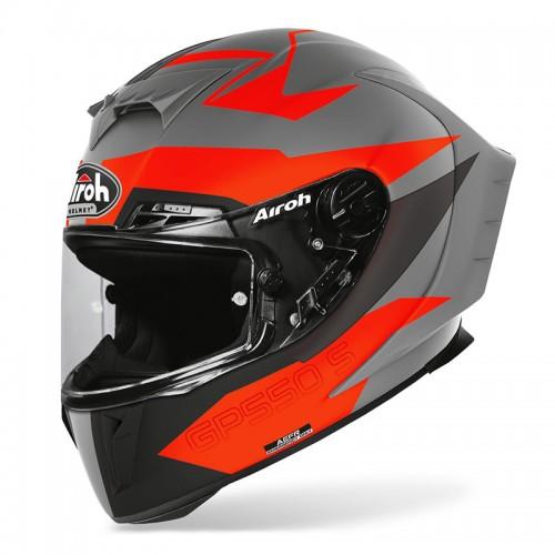 Κράνος Airoh GP 550 S Vektor πορτοκαλί ματ