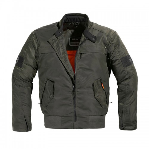 DIFI Edwards Classic Jacket 87 Army Green