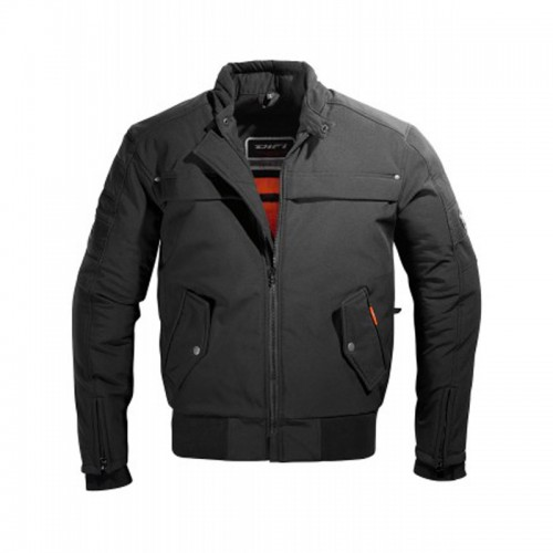 DIFI Edwards Softshell Jacket Black