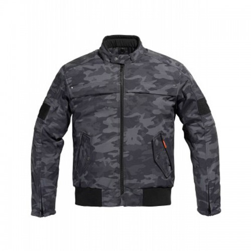 DIFI Edwards Softshell Jacket Black/Camo