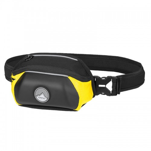 Dane Viby Waist Bag black/fluo 03