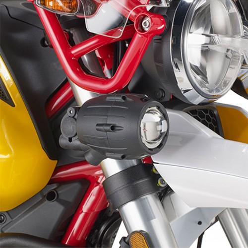 Κιτ τοποθέτησης LS8203_V85TT 201  για S310-320 MOTO GUZZI GIVI
