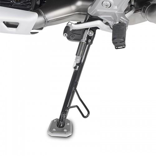 Βάση αλουμινίου ES8203  πλαγιοστάτη_ V85 TT (2019) Moto Guzzi Givi