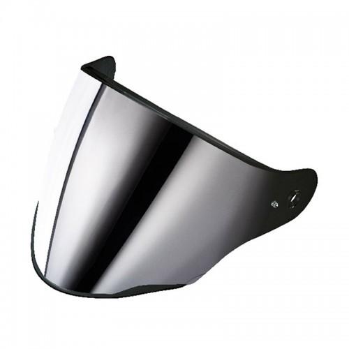 Ζελατίνα Flyon A8704 καθρέπτης ασημί Antiscratch-Pinlock Caberg