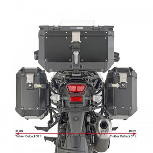 Βάσεις πλαϊνών βαλιτσών PLO3117N_ V-Strom 1050'2020 συν κιτ Suzuki Givi