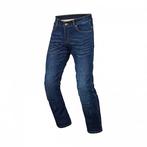 Παντελόνι jean Macna Squad μπλε 550
