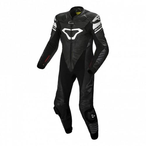 Macna Tracktix 1PC Suit 120 black