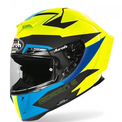 Κράνος Airoh GP 550 S Vektor mat μπλε