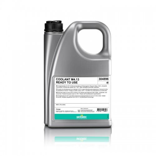 Αντιψυκτικό Motorex Anti-Freeze 4Lt M4.13