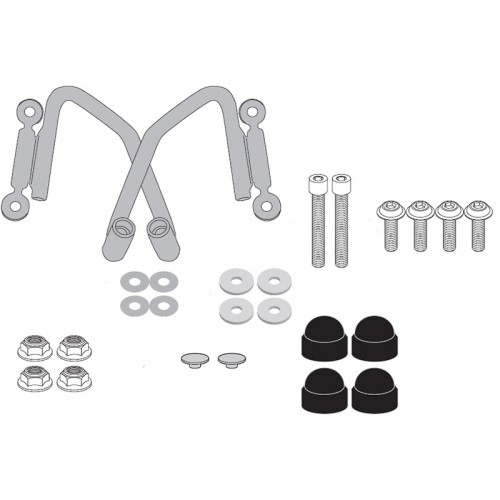Givi Fitting Kit A1176A for CB500F '19-20 HONDA
