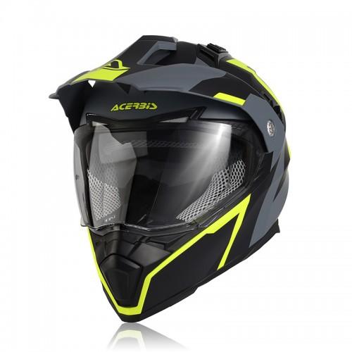 Acerbis 22310.319 Flip FS-606 black/grey