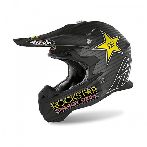 Airoh Terminator Open Vision Rockstar 2020