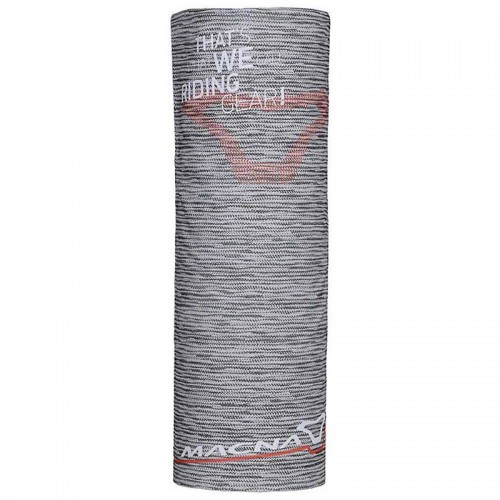 Φουλάρι Macna _ Neck Tube 838 Light grey