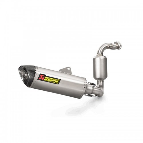Akrapovic Full Racing street legal Hexagonal S-B3R1-HRSS/1 BMW G 310 GS  '17-19