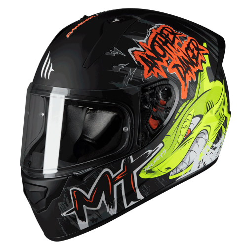 MT Stinger Danger A1 matt fluo orange