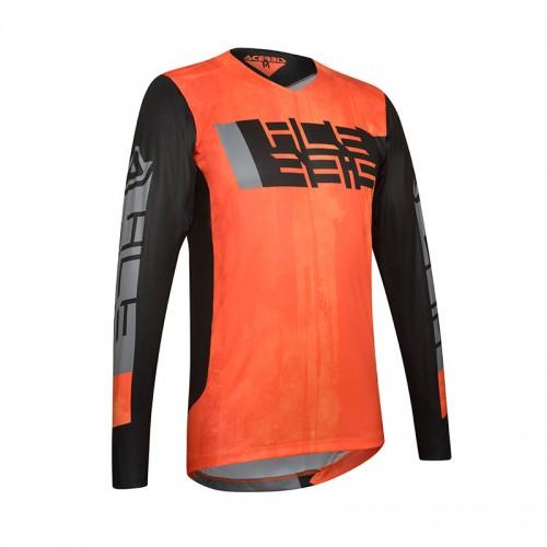 Μπλούζα Acerbis MX LTD Outrun 24238.209 πορτοκαλί/μαύρο